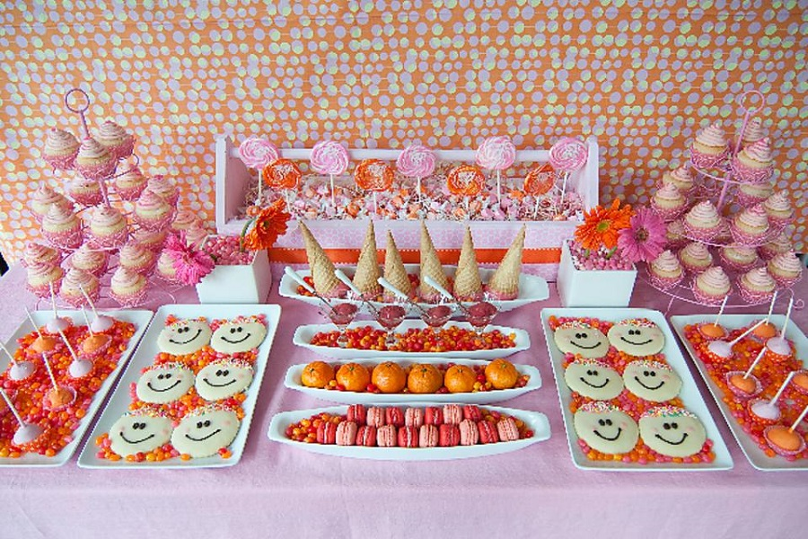 Finger Foods for Kids' Birthday Parties